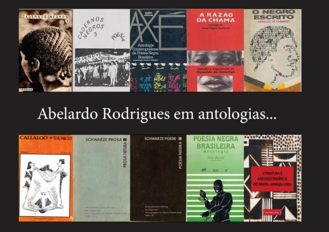 Abelardo em antologias