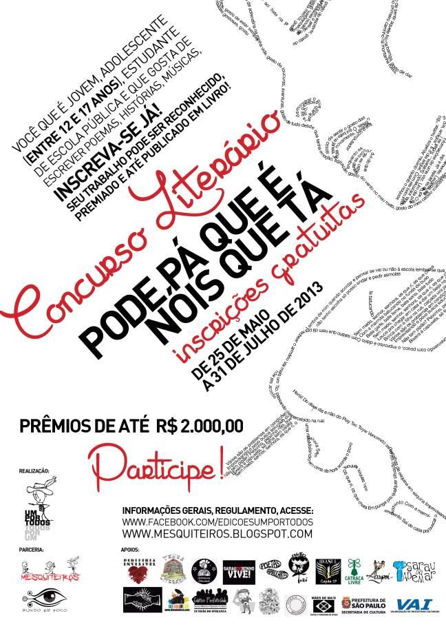 Concurso literaturaumPORtodos 2013