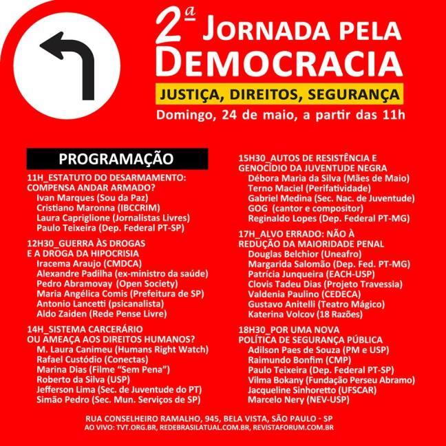 2jornadapelademocracia