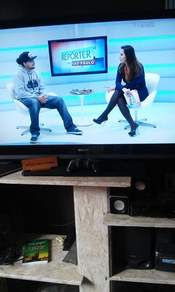 paulo na tv brasil 1